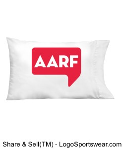 AARF Pillow Case - For Pets OR People! Design Zoom