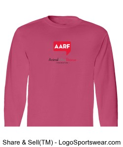 AARF Long Sleeve T-Shirt - Azalea Design Zoom